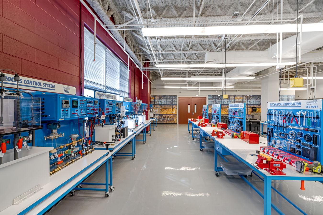 Lee HS Instrumentation Lab